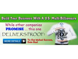 U.S. Multi-Billionaire Seeks Serious Marketers