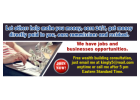 earn commissions and residual income