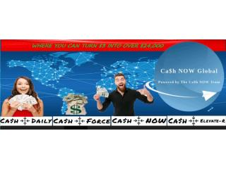 Cash Now Global Team No Monthly Committment