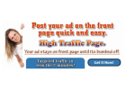 Post On My High Traffic Ad Site