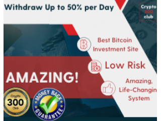 Crypto Currency Investing That Pays Daily!