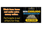 Win $300,000.00 Instant Cash Giveaway