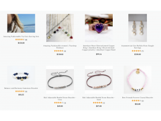 Stunning Women Jewelry with Free Shipping to USA