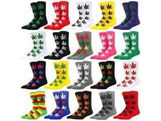 Crazy Cool Weed Socks