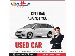 Loanby24  offers Loan against Your