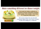 America's Restaurant Recipes