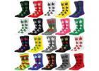 Crazy Cool Marijuana Socks