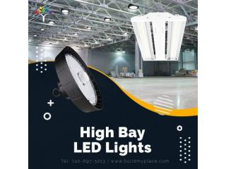 High Bay LED Lights: Increases Productivity During Night time