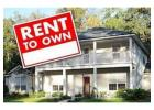 Find Rent To Own Homes Today