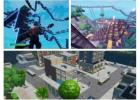 The best practice courses in Fortnite
