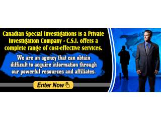 Canadian Special Investigations