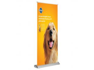 Retractable Banner Stands for Trade Shows & Events - Branded Canopy Tents
