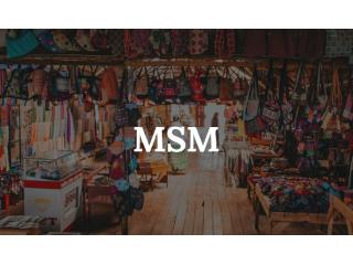 My Shop Mall (MSM)