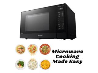 Panasonic #Microwave #Oven with Inverter Technology 2021