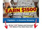 1 Link = 4 Income Stream