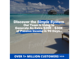 Learn how to leverage technology & earn real passive residual income without selling!