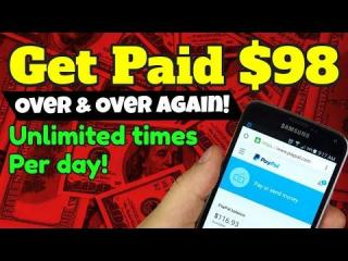 Make Instant $98 Payments Over & Over