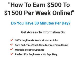 Find The Perfect - Work at Home Jobs