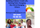 Build Your Credit and Get Paid