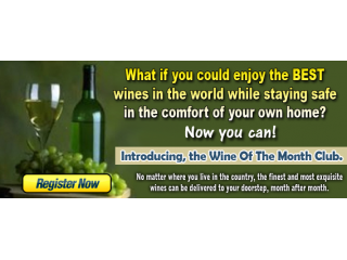 Stay Safe While Enjoying Great Wines From Around The World