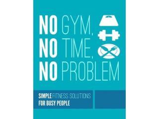 Regain your shape in 8 weeks; no gym, no medicine.