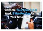 Follow our proven system to help you earn $100 a day working from home!