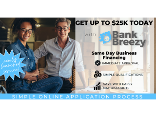 Next Day Funding-Your Business Needs Options... We Have The Solutions