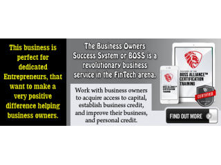 Our Alliance of Business Pro's want you