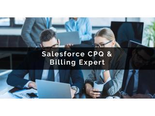 Salesforce CPQ & Billing Expert