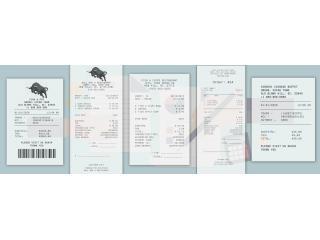 Expenses Receipt - Best Receipt Maker - Receipt Generator - #1
