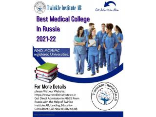 MBBS In Russia 2021 Twinkle InstituteAB