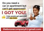 GET AN ACCURATE PAY STUB FOR APPROVAL OF A LOAN, CREDIT CARD OR APT!