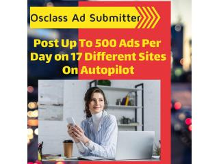 Free Classified Ads Submission Software