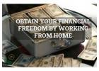 The fastest and easiest way to earn money from home!
