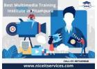 Best Multimedia Training Institute in Pitampura