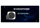Get A Free Crypto Miner