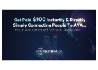 Automate Your Cash-Flow With TextBot
